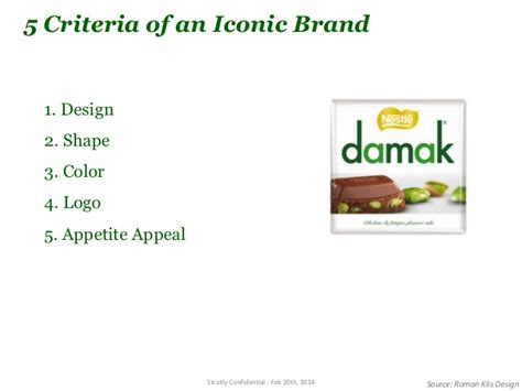 iconic design criteria leveraging the brand essence for an iconic lovemark