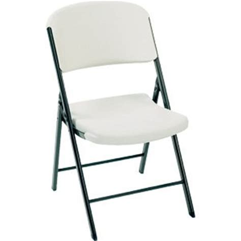 Lifetime Folding Chairs by Lifetime 80074 Commercial Folding