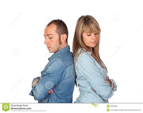 imagenes de amor para novios enojados novios enojados de combate fotos de archivo libres de