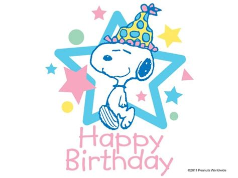happy birthday images snoopy snoopy birthday quotes quotesgram