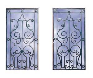Iron Trellis Arch Iron Grills Security Iron Grills Ornamental Grills