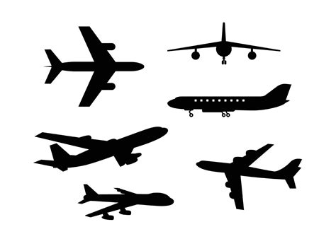 airplane clipart plane free vector 39 111 free downloads