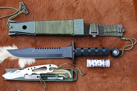 aitor knife aitor jungle king i survival knife 16016