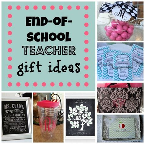 Where To Buy Inexpensive Home Decor teacher gift round up fun inexpensive and diy 11