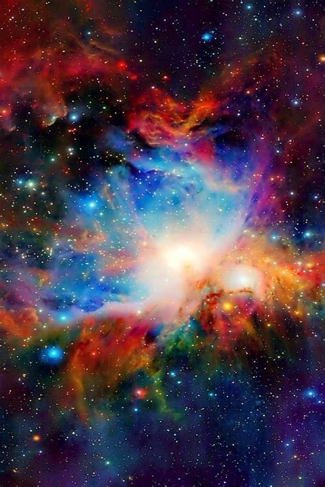 colorful universe pretty cool beautiful galaxy nebula amazing colorful