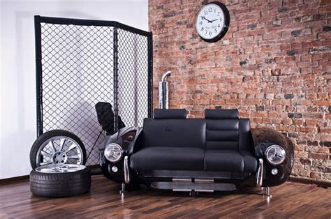 Innovative Living Room Design Inspired By Car Design Swan | innovative living room design inspired by car design swan