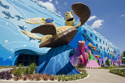 walt disney world sart of animation resort disney s art of animation resort