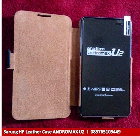 Casing Hp Smartfren Andromax U Leather Untuk Hp Smartfren Andromax U2 Dolby