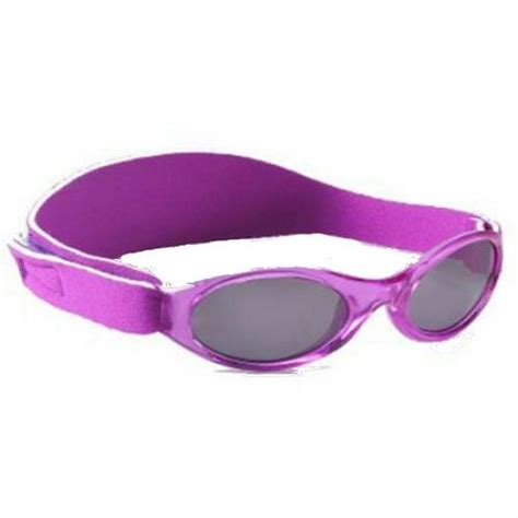 Posey Baby Eye Protectors babybanz baby banz purple uv eye protection for 0 2 year olds