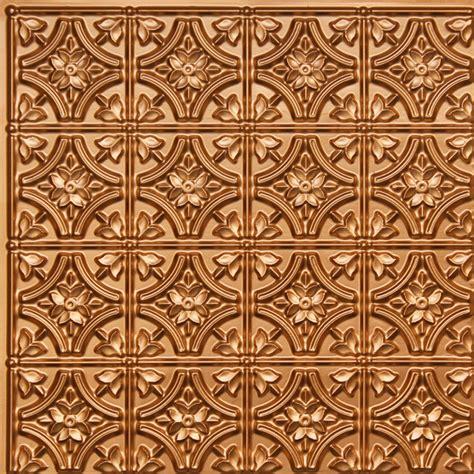 gold ceiling tiles reims faux tin ceiling tile glue up 24 quot x24