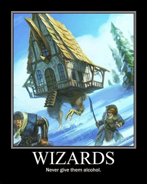 Wizard Memes - dungeons dragons past present and future the royal
