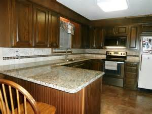 Santa Cecilia Granite Countertops by Santa Cecilia Light Granite To Create And Modern