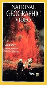 amazon.com: national geographic's volcano [vhs]: national