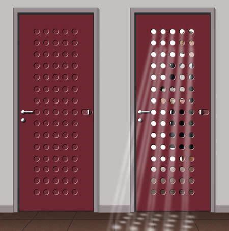 puertas originales interiores puertas originales ideas para decorar dise 241 ar y mejorar