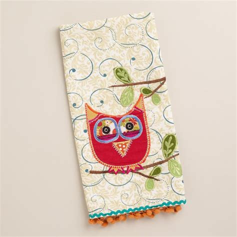 Kitchen Towel Holder India by Owl And Towels On