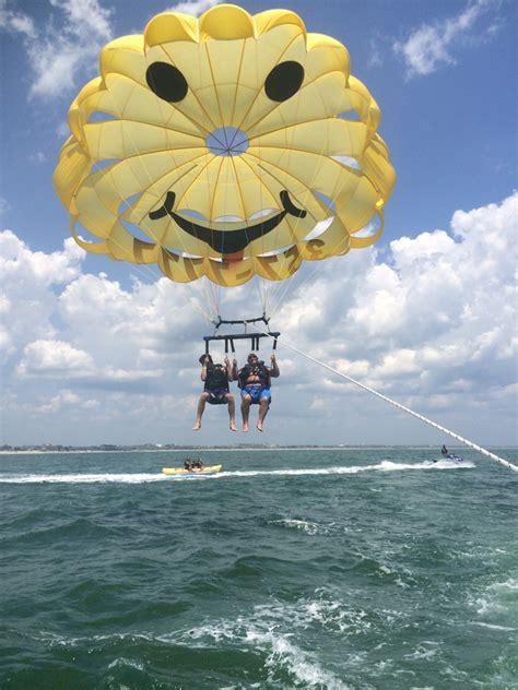 banana boat ride myrtle beach south carolina myrtle beach parasailing express watersports