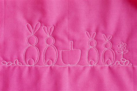 free motion quilting tutorial video free motion quilting bunny tutorial weallsew