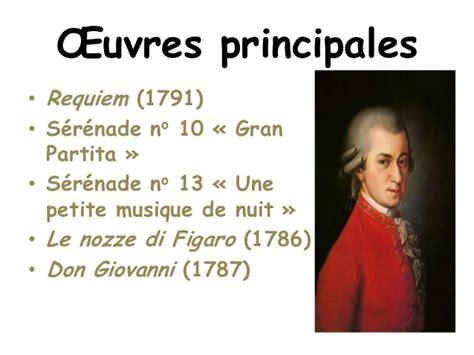 mozart biography en francais mozart a2