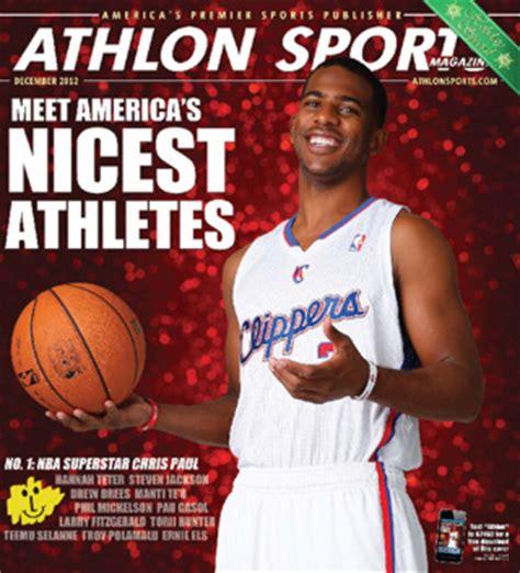 7 Best Sports Magazines by Athlon Sports Magazine Media Kit Info