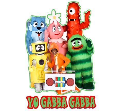 baby yo gabba gabba yo gabba gabba kid toddler infant t shirt one pieces
