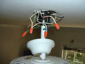 How To Install Ceiling Light Wiring by Installing A Ceiling Fan Without Existing Wiring