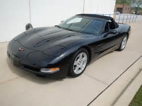 Used Chevrolet Corvette Used Corvettes For Sale 1998 Chevrolet Corvette One