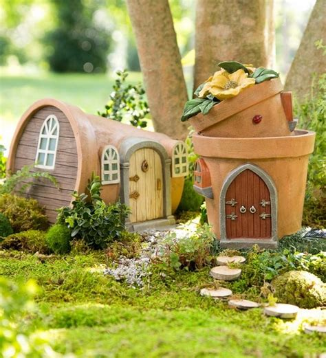 fairy house plans fairy garden plans and decor ideas create a magical backyard