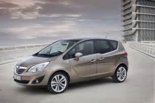Meriva Opel Opel Meriva 2010 Images