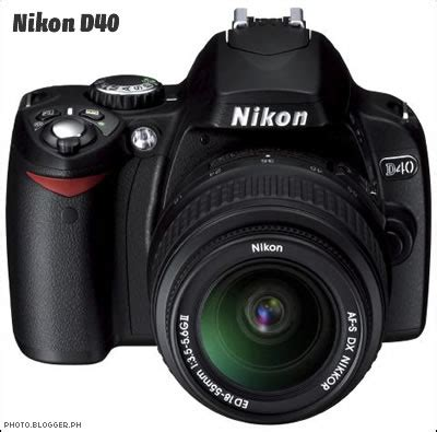 nikon d40 & d40x: good enough? – photography news!