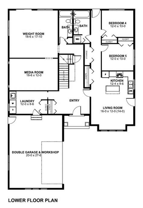house plans with 2 bedroom inlaw suite house plan no 195296 house plans by westhomeplanners com