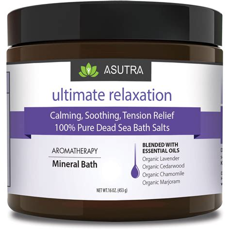 Asutra Detox And Slim by Organic Joint Relief Soak