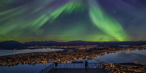 where can i go to see the northern lights hammerfest norway northern lights trips