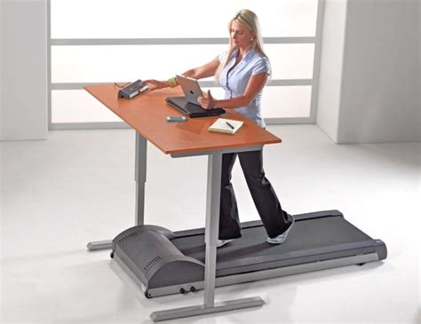 treadmill desk weight loss sitting increases cancer heart disease and death risk