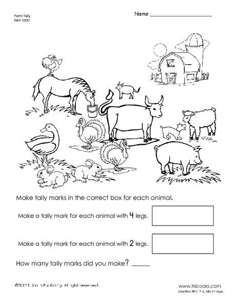 free worksheets 187 tallying worksheets free math