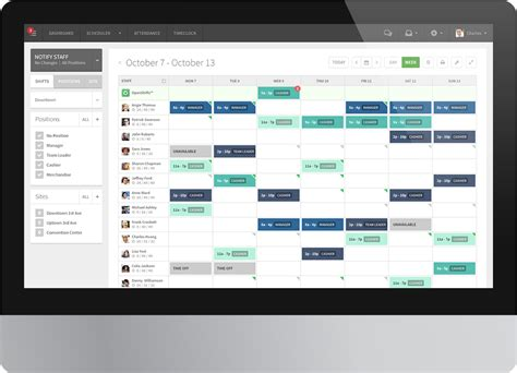 employee scheduling software for workforce management try