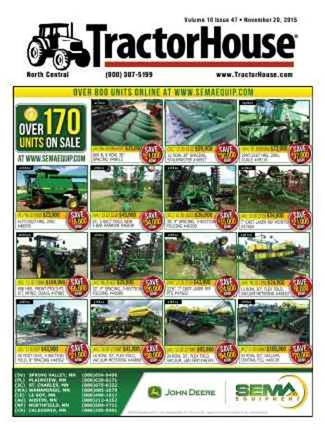 tractor house com tractorhouse com used tractors for sale john deere case ih new holland kubota
