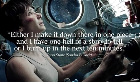 oscar film quotes gravity quotes quotesgram