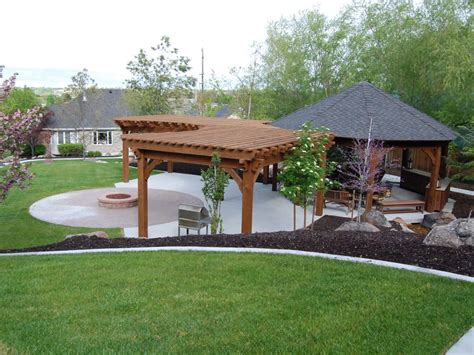 pergola swing set diy gazebo pergolas swing set picnic table western
