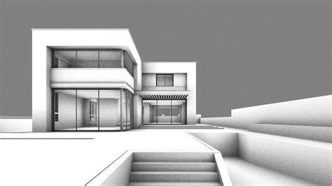 yii render layout without view making of ms house at dusk part 2 sketchup export