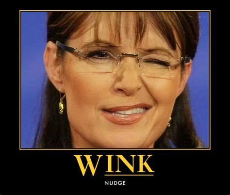Wink Meme - the gallery for gt sarah palin wink