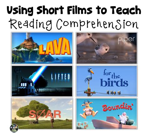 themes in short films teach reading comprehension skills using short films a