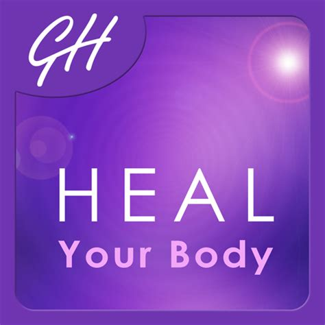 Amazon Com Heal Your Body By Glenn Harrold Hypnotherapy