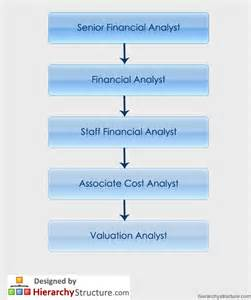 Data Analyst Roles And Responsibilities by Financial Analyst Hierarchy