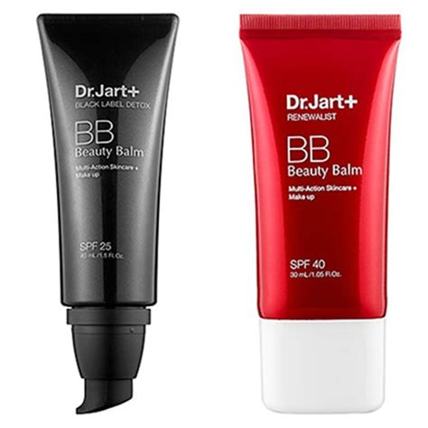 Black Label Detox Bb Balm Ingredients by Dr Jart Black Label Detox Bb Balm Dr Jart