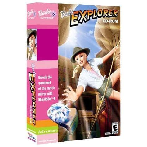 exploration full version review full cd dvd version barbie explorer buy online read new