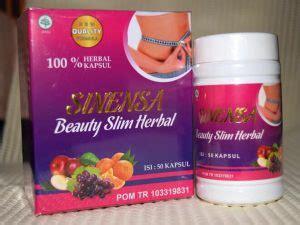 Sinensa Slimming Tea sinensa slim herbal mewujudkan tubuh yang ring
