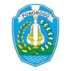 logo kabupaten ponorogo vector ai eps cdr kampung