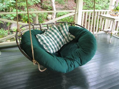 Porch Hangers by The Papasan Chair A Design Classic With Many Different