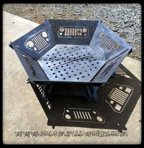 1000 ideas about jeep cing on cing - Prefab Pit Kits