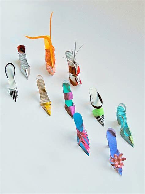 Paper Shoe Craft - paper waistcoat